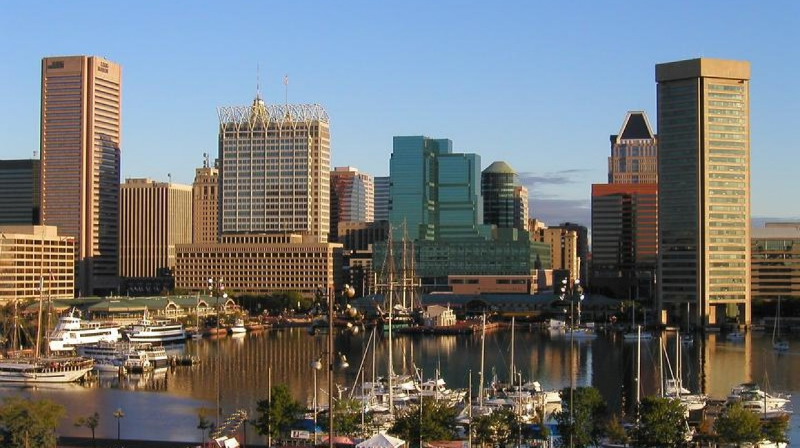 Baltimore Ranked 14th Most Walkable City