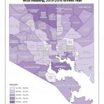 Percentage of 3rd Grade Students Passing MSA Reading (2014)