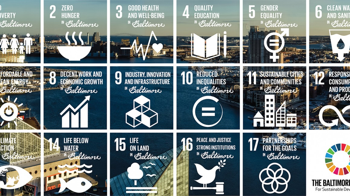 Traveling to Bonn to Discuss Baltimore's SDGs
