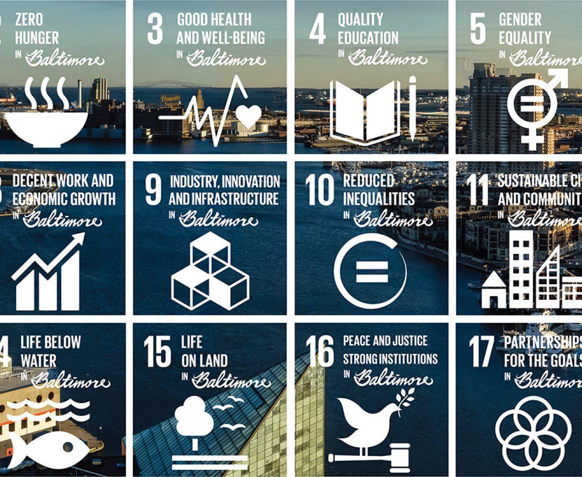 Traveling to Bonn to Discuss Baltimore's SDGs