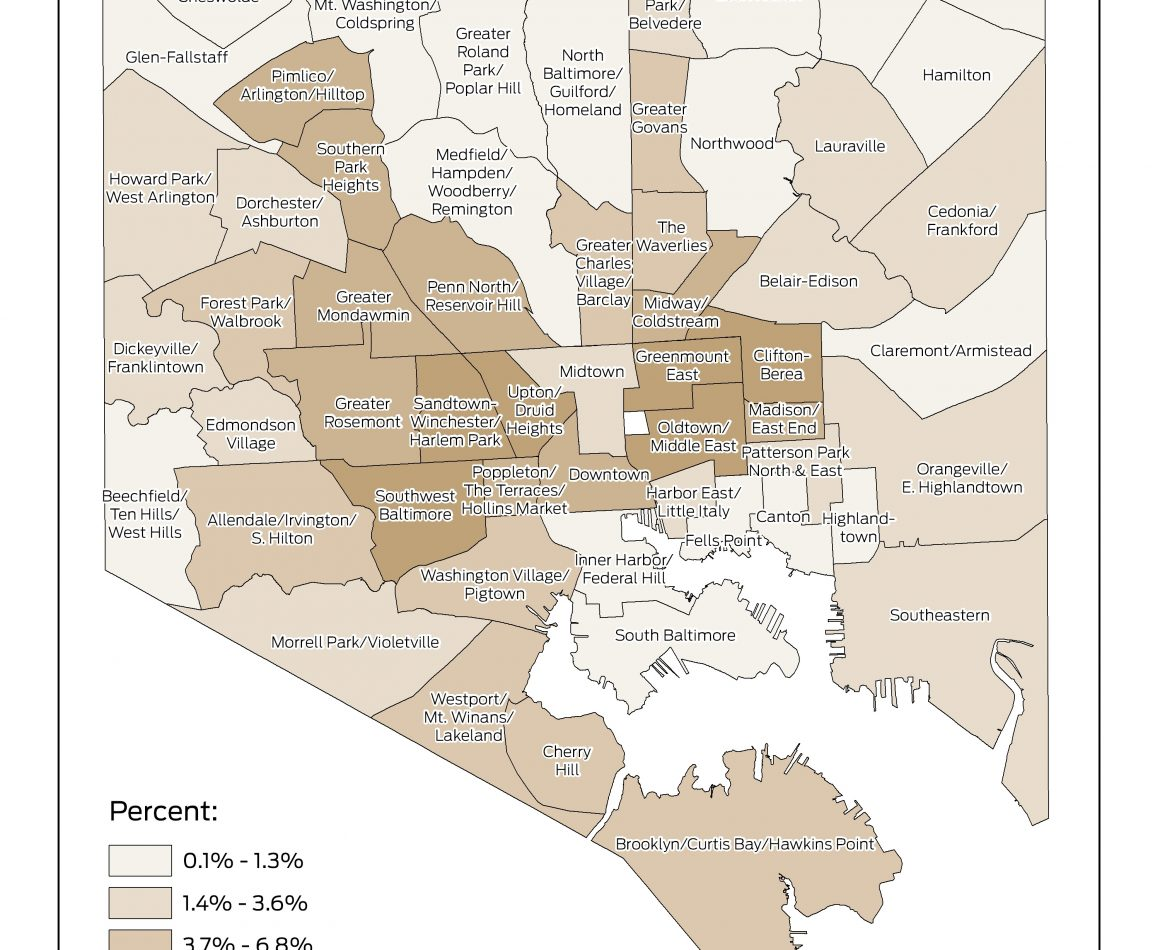The Impact of Vacancy on Baltimore's Neighborhoods
