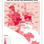 Percentage of Residential Properties that are Vacant and Abandoned (2019)