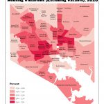 Percentage of Residential Properties with Housing Violations (Excluding Vacants) (2020)